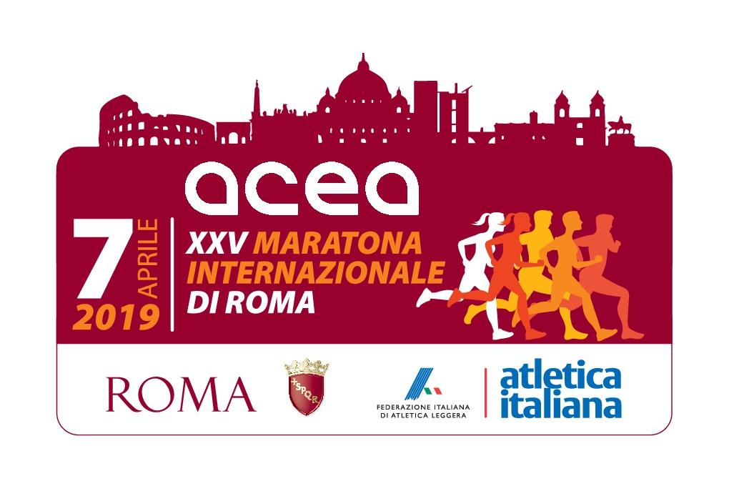 XXV Maratona Internazionale di Roma e Stracittadina, 7 aprile 2019