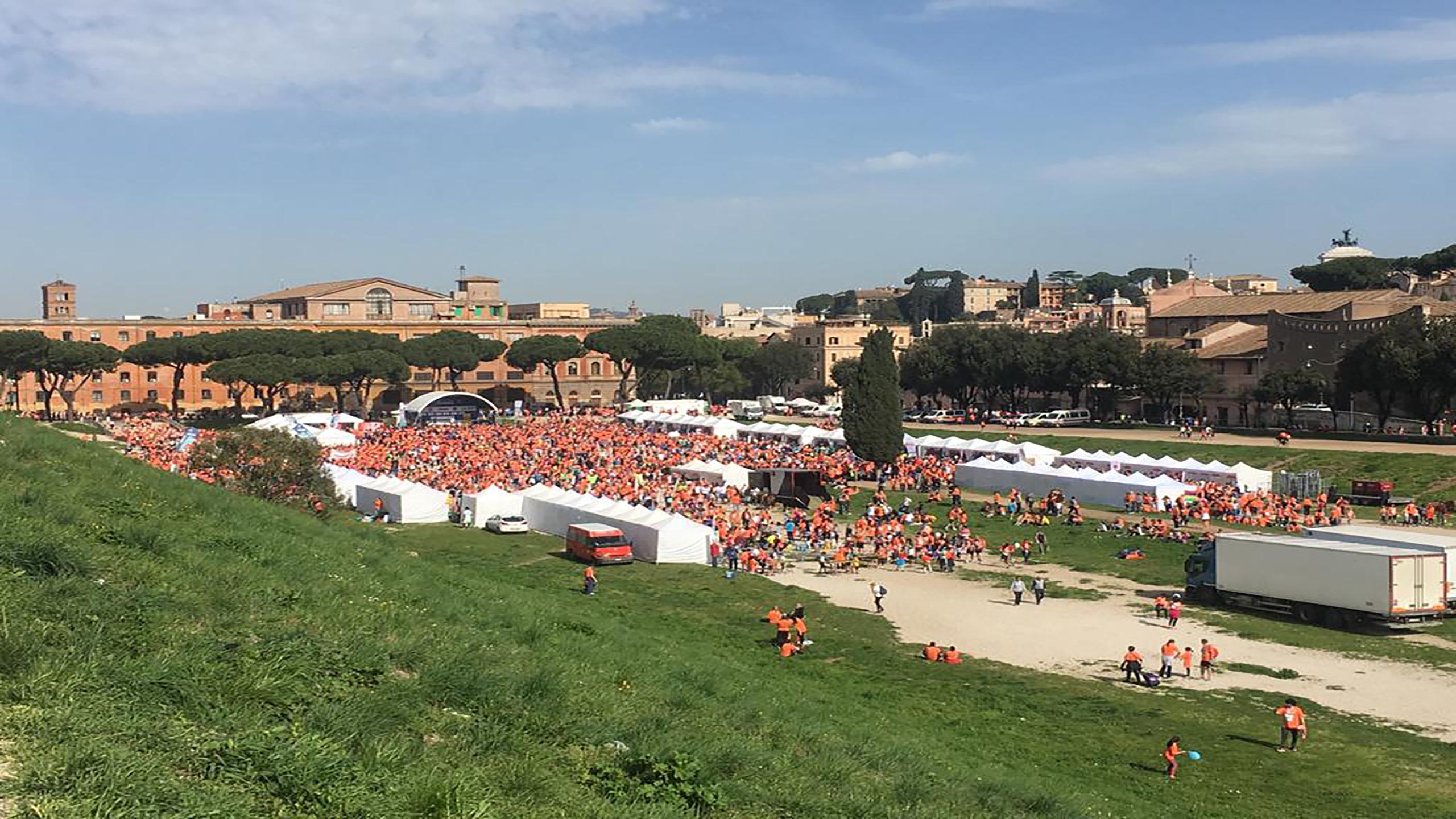 Corri la Fun Race, la Stracittadina di Roma